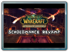 Mists of Pandaria Beta - Scholomance Revamp - FATBOSS