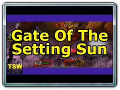 MoP HEROIC - Gate Of The Setting Sun Strategy Tactics Guide Walk through With Tsw