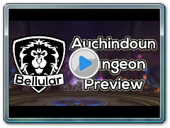 Warlords of Draenor BETA: Auchindoun Dungeon Preview! (Gameplay)