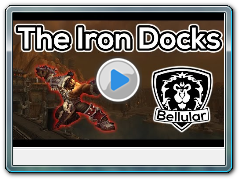 NEW DUNGEON - Iron Docks Preview - Warlords of Draenor Beta