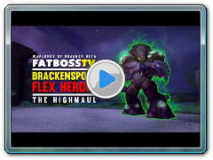 Warlords of Draenor Beta: Brackenspore - FATBOSS