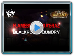 Flamebender Ka'graz - Heroic Blackrock Foundry (WoD Beta Raid Test)