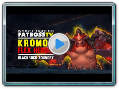 Warlords of Draenor Beta: Kromog - FATBOSS