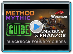 Hans'gar and Franzok Mythic Guide by Method