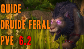 Guide Druide Féral PvE 6.2